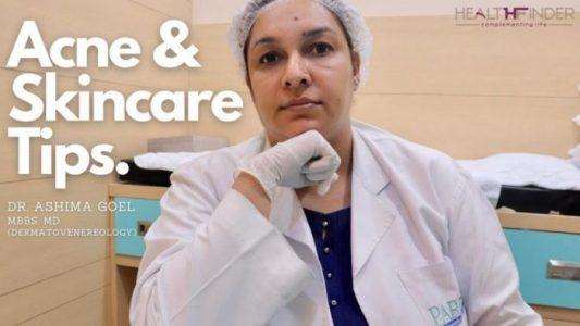 Acne Skin Care Tips by Dr. Ashima Goel