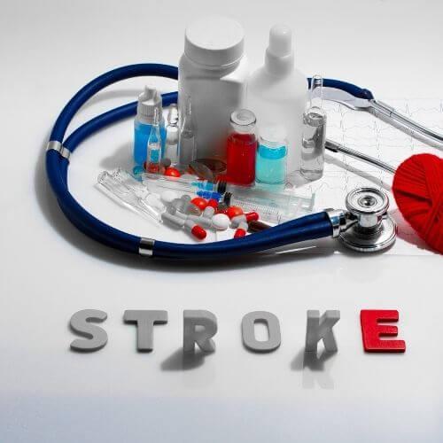 Brain - Thrombotic stroke