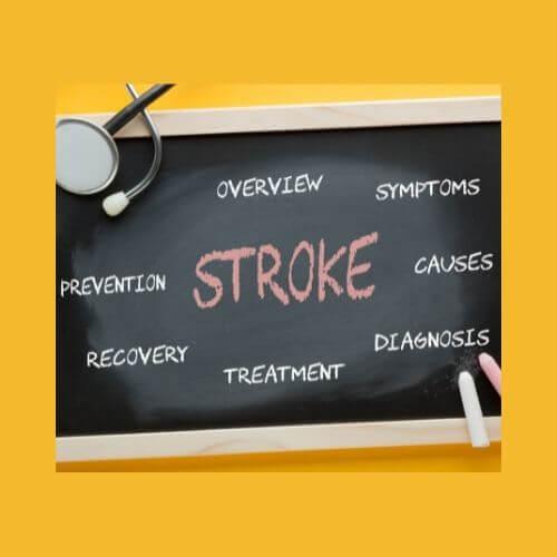 Diagnosis brain stroke