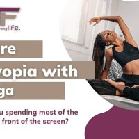 Cure Myopia With The Potentiality Of Yoga